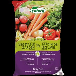 Terreau pour Jardins de légumes