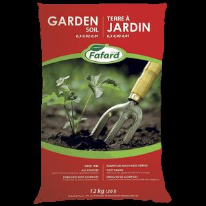 Terre à jardin - Fafard